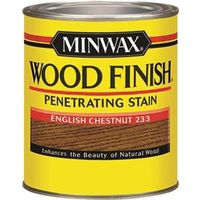 Wood Finish 22330 Oil Based Wood Stain