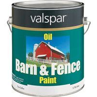 Valspar 18-2121-11 Oil Based Barn and Fence Paint