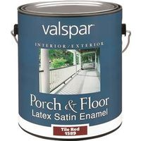 Valspar 27-1500 Porch and Floor Latex Enamel Paint