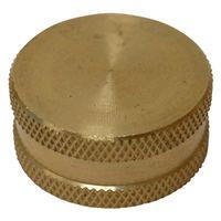 Plumb Pak PP850-68 Garden Hose Cap With Washer