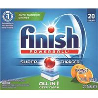 Finish Powerball 5170077039 Dishwasher Detergent Tab