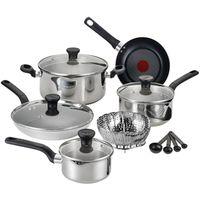 T-Fal A834S974 Wearever Cookware Sets