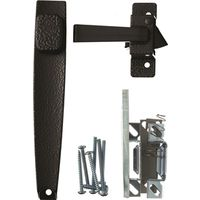 Hampton V398BL Pushbutton Latch with Tie-Down Handle
