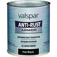 Valspar 21826 Armor Anti-Rust Oil Based Enamel Paint