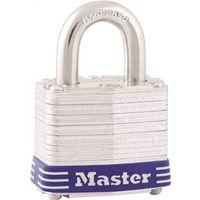 Master Lock 3D Non-Rekeyable Laminated Padlock