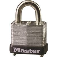 Master Lock 10D Self-Lock Laminated Warded Padlock