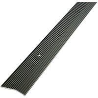 M-D 43858 Extra Wide Fluted Carpet Trim