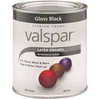 Valspar 65000 Latex Enamel Paint