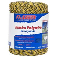 Fi-Shock PW656Y9-FS 9-Strand Fence Wire