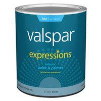 Valspar 17101 Expressions Exterior Latex Paint
