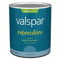 Valspar 17141 Expressions Exterior Latex Paint