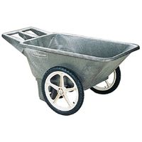 Newell Rubbermaid 564200BLA Big Wheel Utility Cart