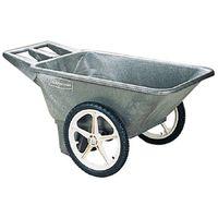 Newell Rubbermaid 564200BLA Big Wheel Utility Cart