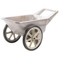 Newell Rubbermaid 565461BLA Big Wheel Utility Cart