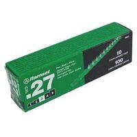 Ramset C3RS27 Strip Ten Shot Powder Actuated Load
