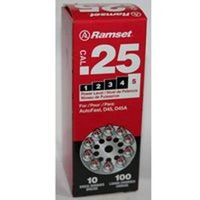 Ramset 5D60 Ten Shot Powder Actuated Load