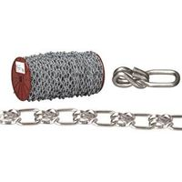 Campbell 072-2427 Lock Link Single Wrapped Loop Chain