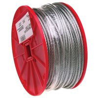 Campbell 700-0427 Flexible Uncoated Aircraft Cable