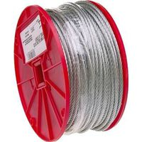 Campbell 700-0827 Extra Flexible Uncoated Aircraft Cable