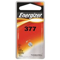 Zero-Mercury 377BPZ Non-Rechargeable Battery