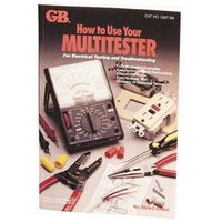 Gardner Bender GMT-BK Multitester Usage Book