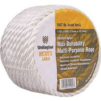 Wellington 11002 Multi-Filament Twisted Rope