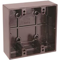Carlon 5072-BROWN Phenolic Utility Box