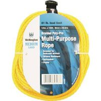 Wellington 34393 Hollow Braided Rope