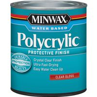 Polycrylic 25555 Protective Finish
