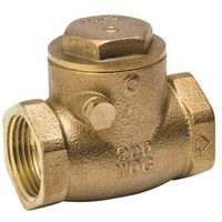 Mueller ProLine Swing Check Valve