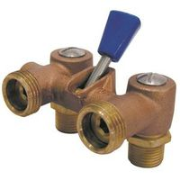 Mueller 102-207 Dual Washing Machine Shut-Off Valve