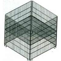 Southern Imperial R40-CLDB-SQ Square Wire Dump Bin