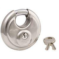 Master Lock 40D Circular Shrouded Padlock