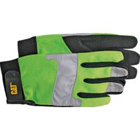 CAT CAT012214L High Visibility Utility Gloves