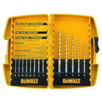 Dewalt DW1363 Drill Bit Set