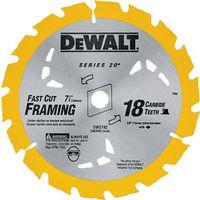 Dewalt DW3192 Circular Saw Blade