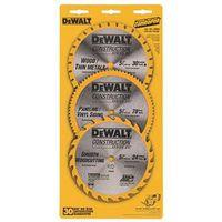 Dewalt DW9059C5 Circular Saw Blade Set