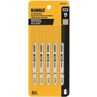 Dewalt DW3774-5 Bi-Metal Jig Saw Blade