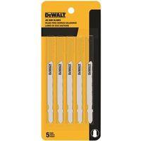 Dewalt DW3776-5 Bi-Metal Jig Saw Blade