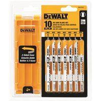 Dewalt DW3744C Jig Saw Blade Set
