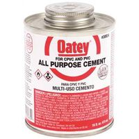 Oatey 30834 All-Purpose Cement