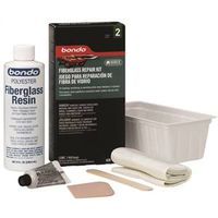 Bondo 420 Fiberglass Resin Repair Kit