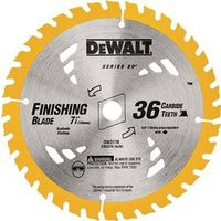 Dewalt DW3176 Circular Saw Blade