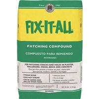 Fix-It-All DPFXL25 Patching Compound