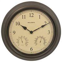 AcuRite 01063CA Hygrometer/Thermometer Clock