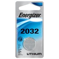 Energizer ECR2032BP Non-Rechargeable Coin Cell Battery