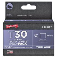 Arrow Fastener 306IP  Staples