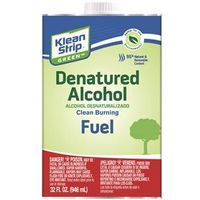 Klean-Strip Green Denatured Alcohol