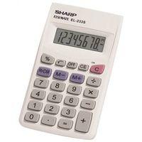 Sharp EL233SB Pocket Calculator