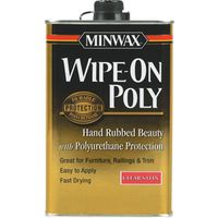 Minwax 60910000 Wipe-On Poly Polyurethane